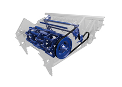 CX Threshing System LHS1